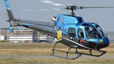 F-GJRP - Eurocopter AS 350B2 Ecureuil - Hélicoptères de France (HDF)