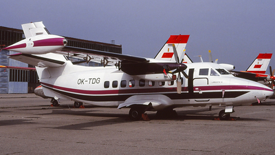 OK-TDG - Let L-410UVP-E9 Turbolet - Untitled