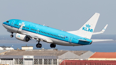 A picture of PHBGW - Boeing 7377K2 - KLM - © Rui Sequeira