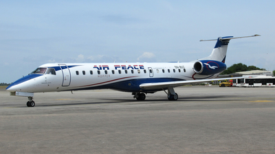 5N-BUZ - Embraer ERJ-145LR - Air Peace