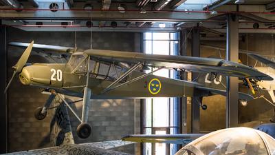 3810 - Fieseler Fi156C-3 Storch - Sweden - Air Force