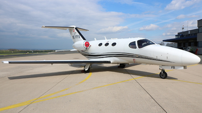 OE-FFB - Cessna 510 Citation Mustang - Private