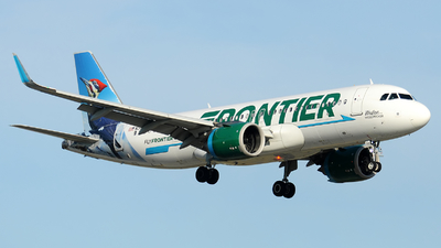 A picture of N309FR - Airbus A320251N - Frontier Airlines - © Alexander Portas