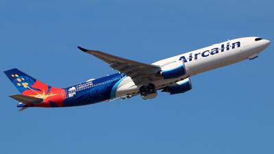 F-WWCM - Airbus A330-941 - Aircalin