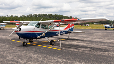 N224JA - Cessna 172P Skyhawk - United States - US Air Force Civil Air Patrol