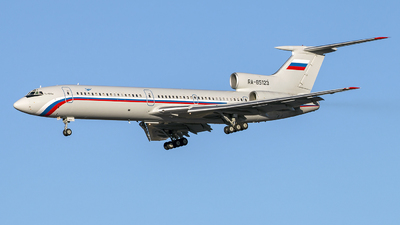 RA-85123 - Tupolev Tu-154M - Russia - Air Force