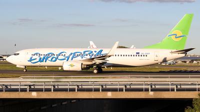 5B-DBR - Boeing 737-8Q8 - Eurocypria Airlines