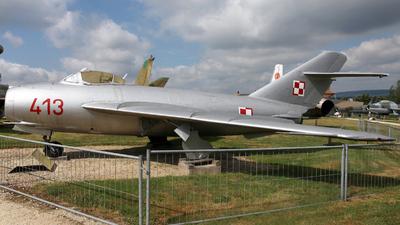 413 - PZL-Mielec LIM-5 - Poland - Air Force