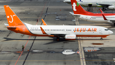 HL8295 - Boeing 737-8Q8 - Jeju Air