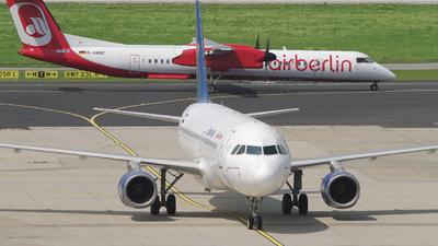 SU-GBF - Airbus A320-231 - EgyptAir