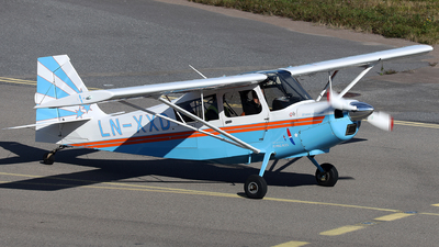 LN-XXD - Bellanca 8KCAB Decathlon - Norwegian Flying Aces