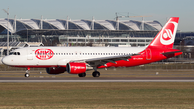 OE-LOH - Airbus A320-214 - Niki