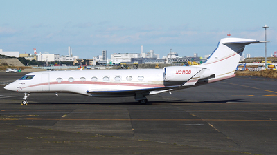 N311CG - Gulfstream G650 - Private