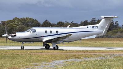 VH-WPY - Pilatus PC-12/47 - Australia - Western Australia Police