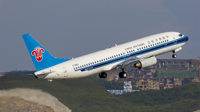 B-5165 - Boeing 737-81B - China Southern Airlines