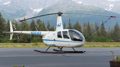 N74367 - Robinson R44 Clipper II - Pollux Aviation
