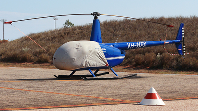 VH-HPX - Robinson R44 Clipper II - Private