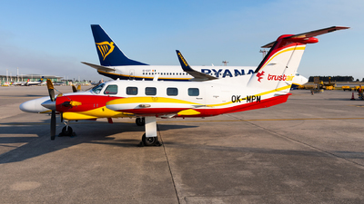 A picture of OKMPM - Piper PA42720 Cheyenne 3A - [425501005] - © Carlos Miguel Seabra