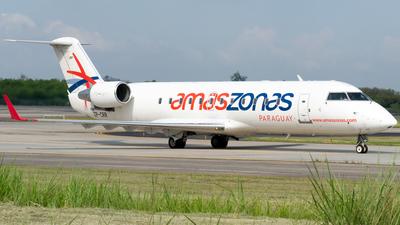 ZP-CRR - Bombardier CRJ-200ER - Amaszonas del Paraguay