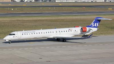 OY-KFH - Bombardier CRJ-900LR - Scandinavian Airlines (SAS)