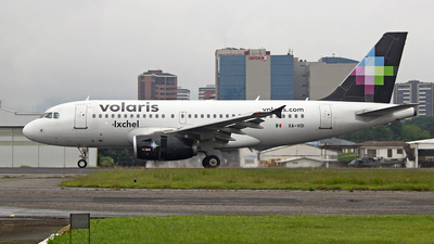 XA-VOI - Airbus A319-132 - Volaris