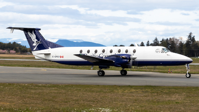 C-GPCY - Beechcraft 1900C - Pacific Coastal Airlines