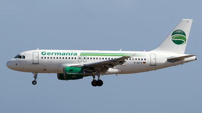 A picture of DASTZ - Airbus A319112 - [3019] - © Jose Antonio Ruiz