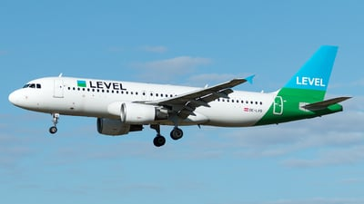 OE-LVS - Airbus A320-216 - Level (Anisec)