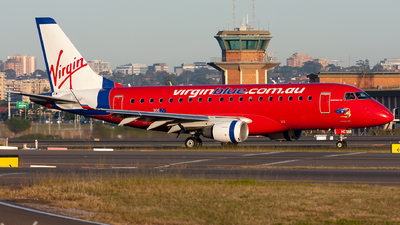 VH-ZHC - Embraer 170-100LR - Virgin Blue Airlines