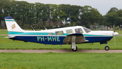 PH-MHE - Piper PA-32R-301 Saratoga SP - Private
