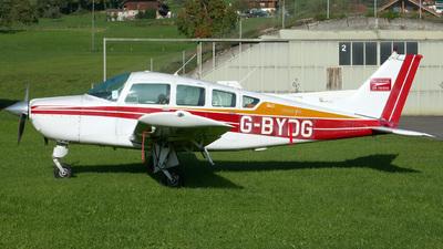 G-BYDG - Beechcraft C24R Sierra - Private