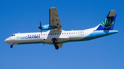 F-OIXL - ATR 72-212A(500) - Air Caraïbes