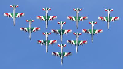 MM54477 - Aermacchi MB-339PAN - Italy - Air Force