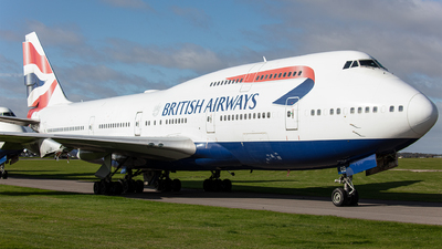 A picture of GBYGB - Boeing 747436 - [28856] - © Airlinergeek