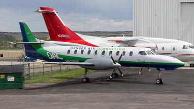 N820DC - Swearingen SA227-AC Metro III - Denver Air Connection