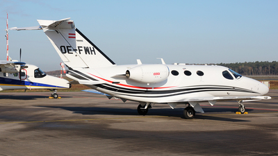 OE-FWH - Cessna 510 Citation Mustang - Private