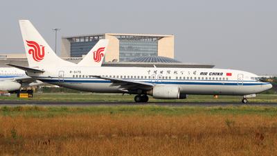 A picture of B5175 - Boeing 73786N - [35209] - © wangruoyao
