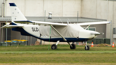 ZK-SLD - Gippsland GA-8 Airvan - Southern Lakes Aviation