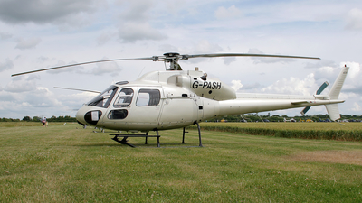 A picture of GPASH - Aerospatiale AS355 F1 Ecureuil - [5040] - © Terry Figg