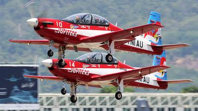 LL-0110 - Korean Aerospace Industries KT-1B - Indonesia - Air Force