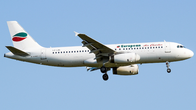 A picture of LZLAG - Airbus A320231 - European Air Charter - © Raoul Andries