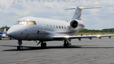 N759LG - Bombardier CL-600-2B16 Challenger 604 - Private