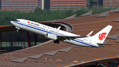 B-5622 - Boeing 737-89L - Air China