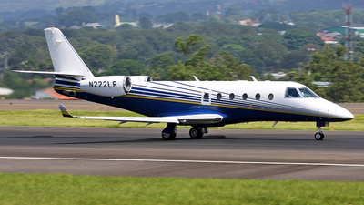 N222LR - Gulfstream G150 - Private