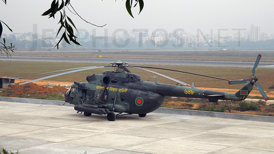 648 - Mil Mi-171Sh Baikal - Bangladesh - Air Force