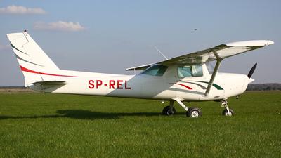 A picture of SPREL - Cessna 152 - [] - © KrzysztofDusza