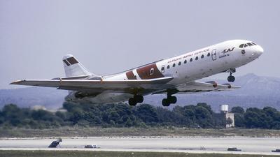 F-GCJT - Sud Aviation SE 210 Caravelle 10B3 - Europe Aero Service (EAS)