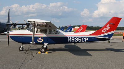 N935CP - Cessna 182T Skylane - United States - US Air Force Civil Air Patrol