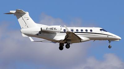 A picture of FHEVL - Embraer Phenom 300 - [50500312] - © Alberto Cucini