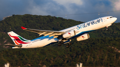 4R-ALM - Airbus A330-343 - SriLankan Airlines
